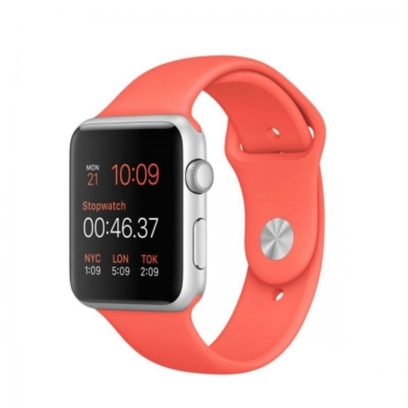 apple-watch-sport-38mm-carcasa-aluminiu-argintie--curea-apricot-58560-19