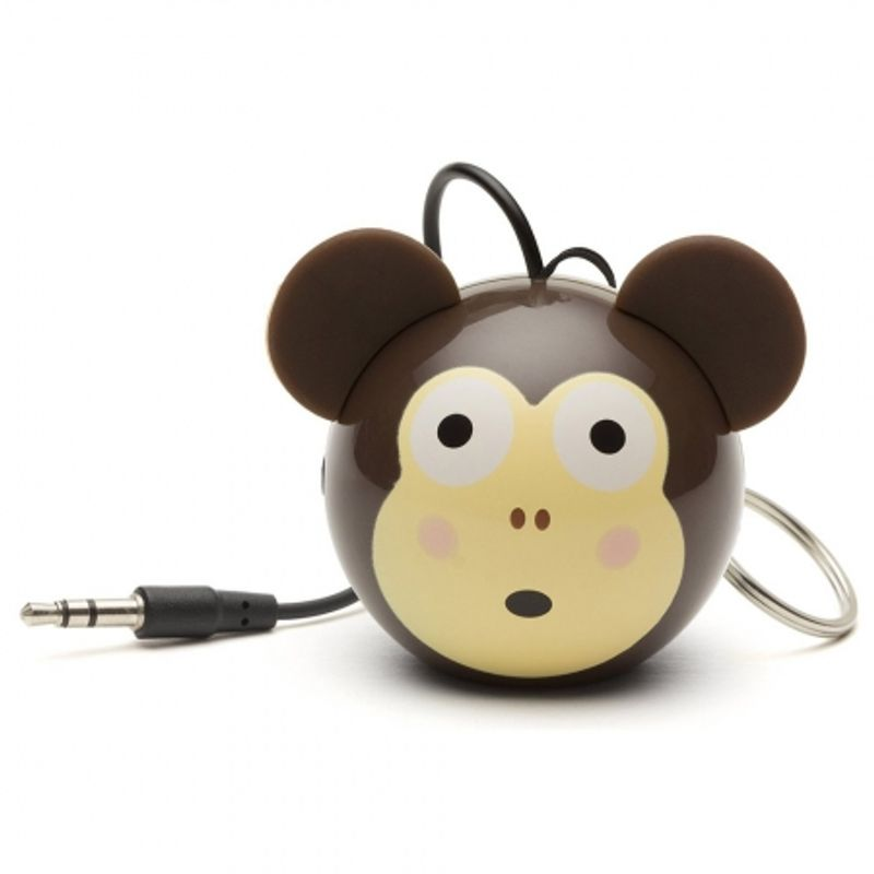 kitsound-mini-buddy-monkey-speaker-boxa-portabila-cu-jack-3-5mm-38419
