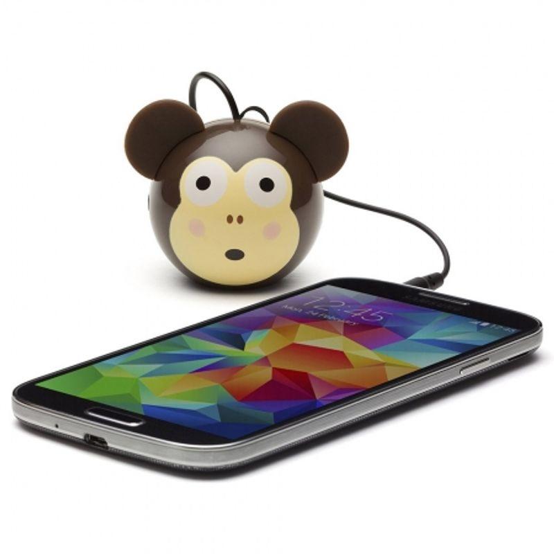 kitsound-mini-buddy-monkey-speaker-boxa-portabila-cu-jack-3-5mm-38419-1