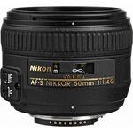 Nikon 50mm f/1.4G - Obiectiv AF-S NIKKOR