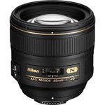 Nikon 85mm f/1.4G - Obiectiv AF-S NIKKOR