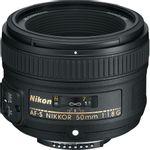 Nikon 50mm f/1.8G - Obiectiv AF-S NIKKOR