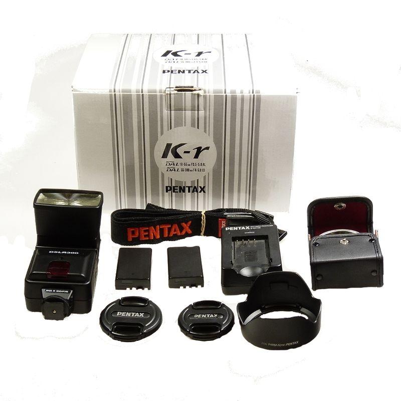 pentax-k-r-kit-pentax-18-55-pentax-55-300-blitz-precision-r300-sh6382-51114-5-612