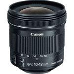 Canon EF-S 10-18mm Obiectiv Foto DSLR F/4.5-5.6 IS STM