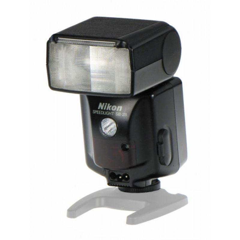 nikon-speedlight-sb-28-blit-electronic-pentru-aparatele-pe-film-nikon-sau-pentru-strobist-9539