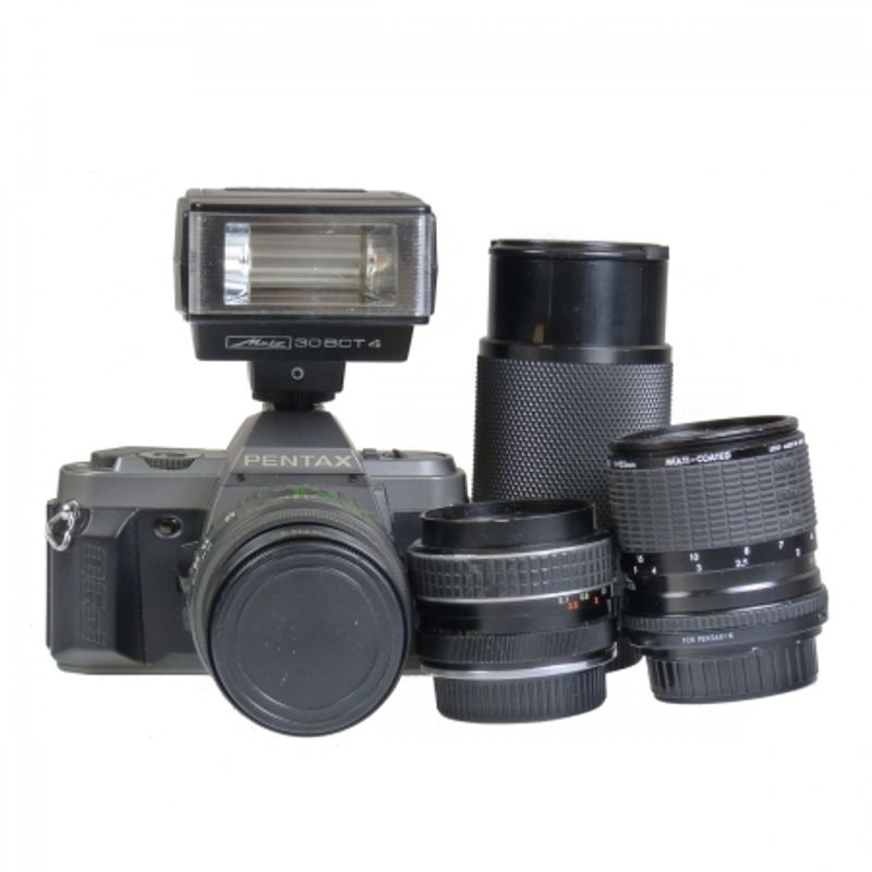 pentax-p30t-takumar-28-80mm-kalimar-35mm-2-8-sigma-135mm-3-5-soligor-80-200mm-1-4-5-blitz-metz-30bct4-24946