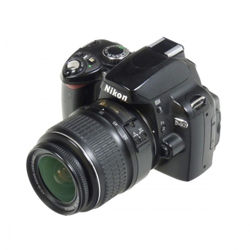 nikon-d40-obiectiv-18-55mm-vr---oferit-bonus---sh4193-27533