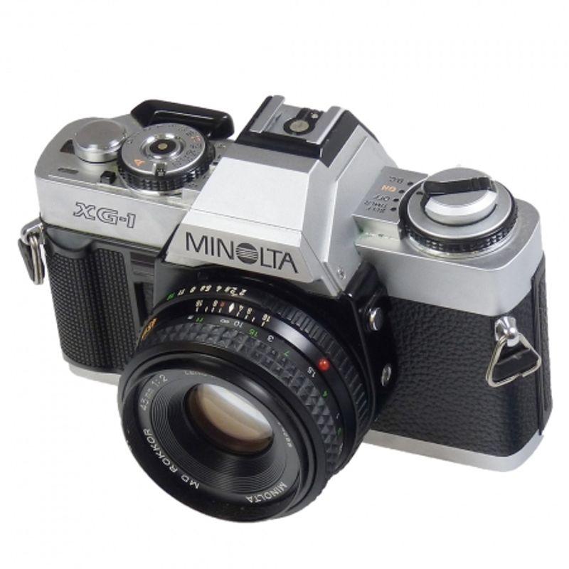 minolta-xg-1-minolta-rokkor-45mm-f-2-panagor-200mm-f-3-5-auto-universar-23mm-f-3-5-sh4271-28272
