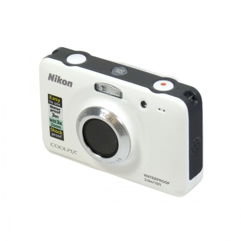 nikon-coolpix-s30---aparat-foto-subacvatic---sh4705-31897