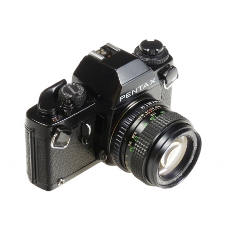 pentax-ilx-cosinon-mc-50mm-f-1-4-grip-si-accesorii-sh4978-34702-1