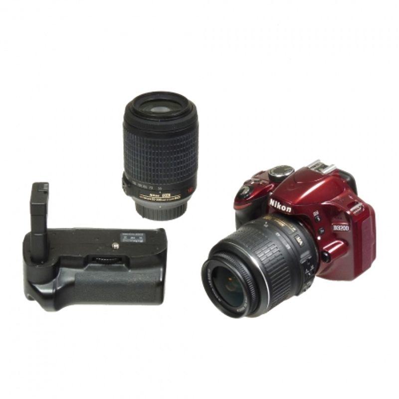nikon-d3200-body-rosu-18-55mmvr-55-200mm-vr-sh5211-9-37158-4