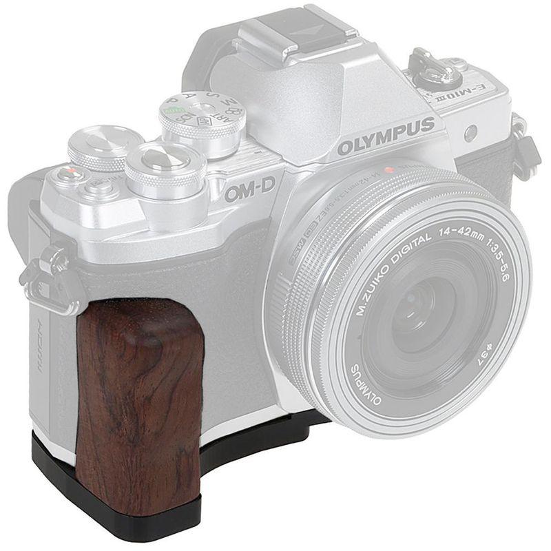 Fotodiox Deluxe Grip Aluminiu pt Olympus OM-D E-M10 Mark III