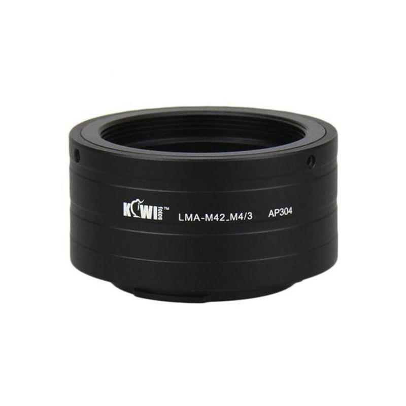 Kiwi-LMA-M42_M43-Adaptor-pentru-Obiective-JJC-4