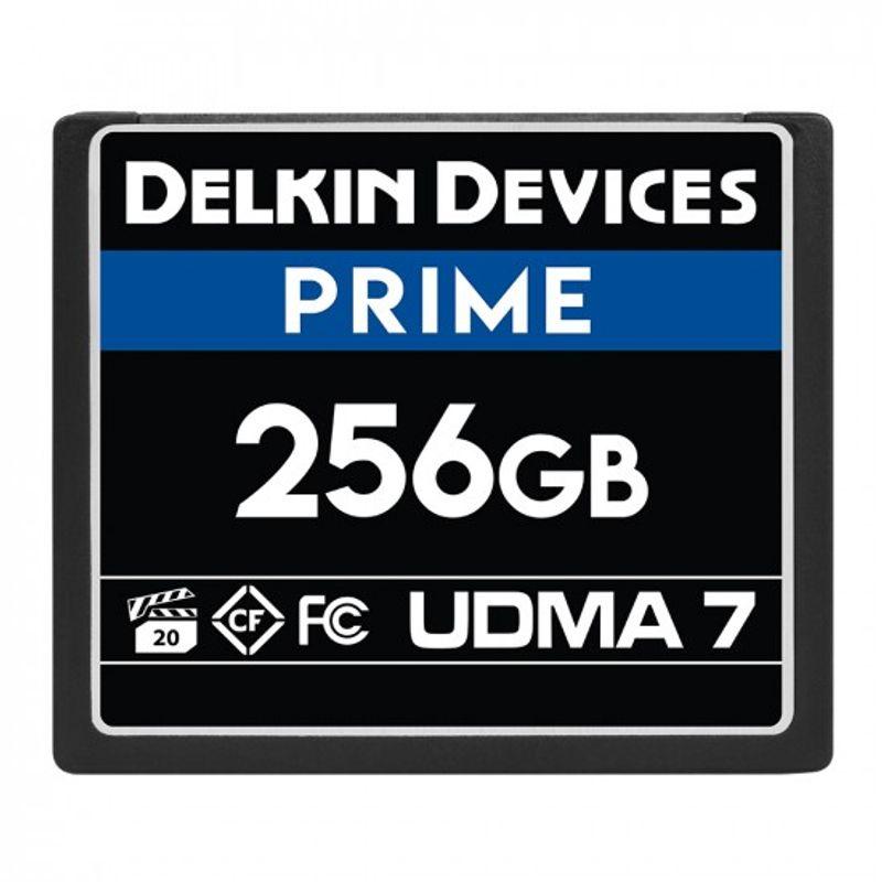Delkin-Prime-Card-de-Memorie-CF-256GB