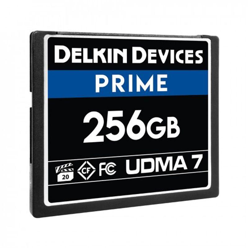 Delkin-Prime-Card-de-Memorie-CF-256GB-UDMA