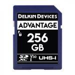 Delkin-Advantage-Card-de-Memorie-SDXC-256GB-UHS-I-660X-V30