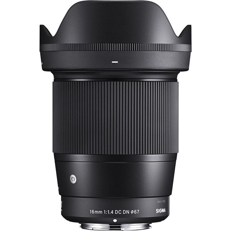 Sigma-16mm-Obiectiv-Foto-Mirrorless-F1.4-DN-Contemporary-pentru-Sony-E