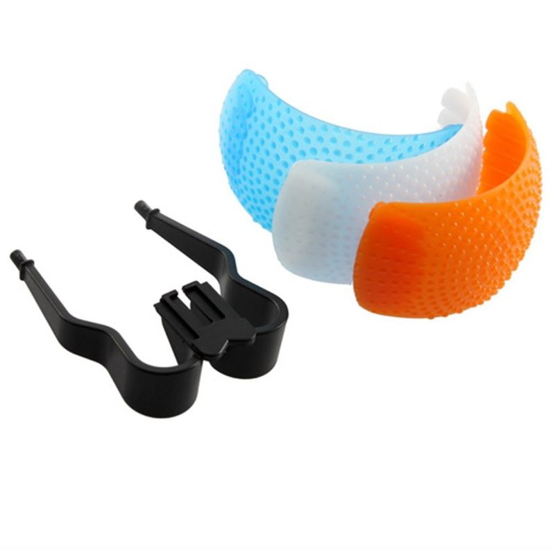 Godox-Set-3-Diffuser-pentru-Blit-Extern-Albastru-Portocaliu-Alb