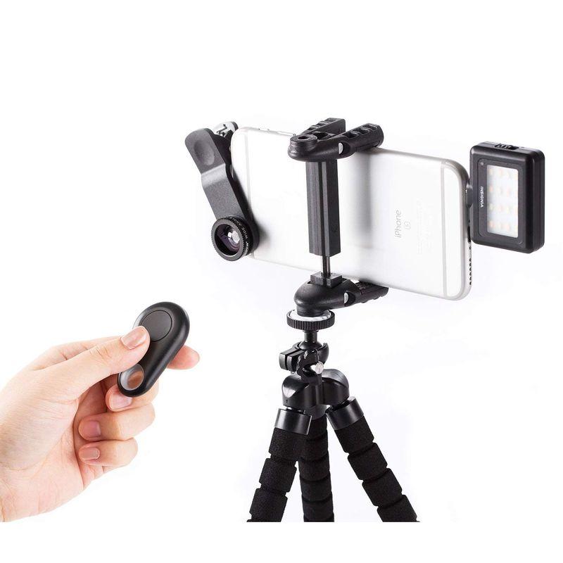 Micnova-Kit-Fotografie-pentru-Smartphone