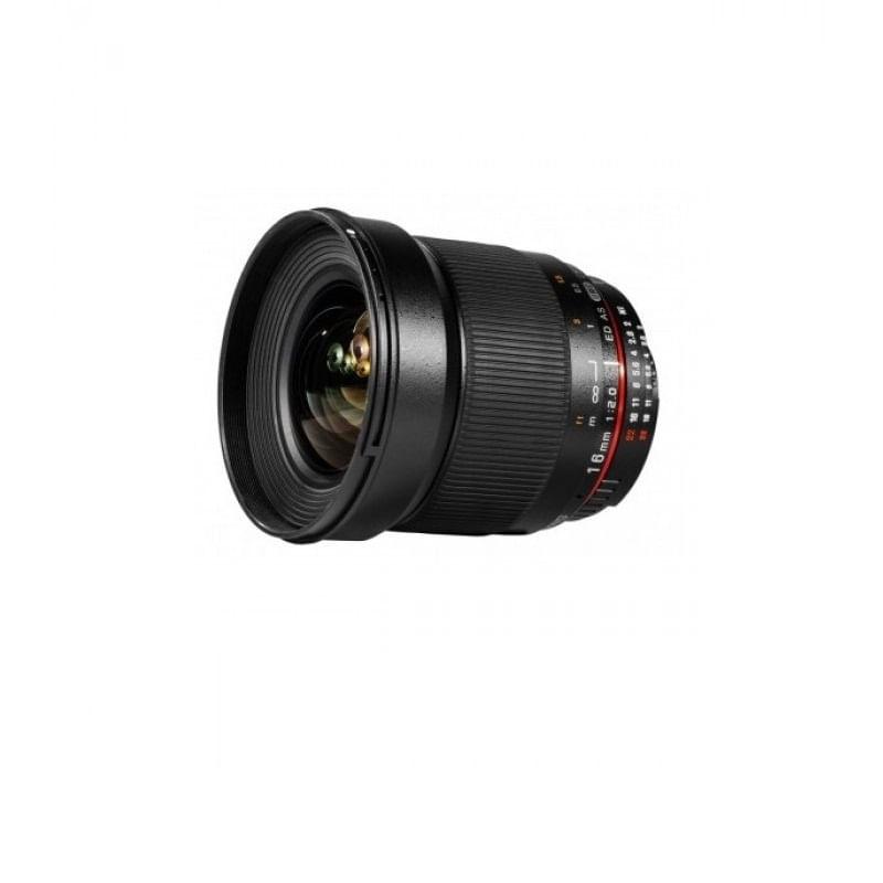 Samyang 16mm f/2 Montura Nikon F