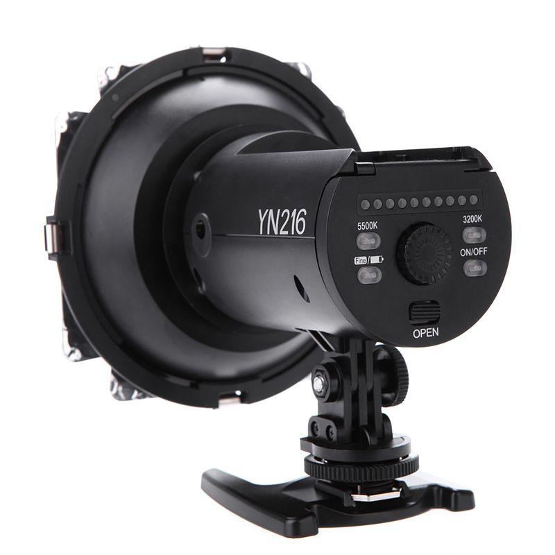 Yongnuo-YN216-Lampa-Video-cu-216-LED-uri-3200K-5500K