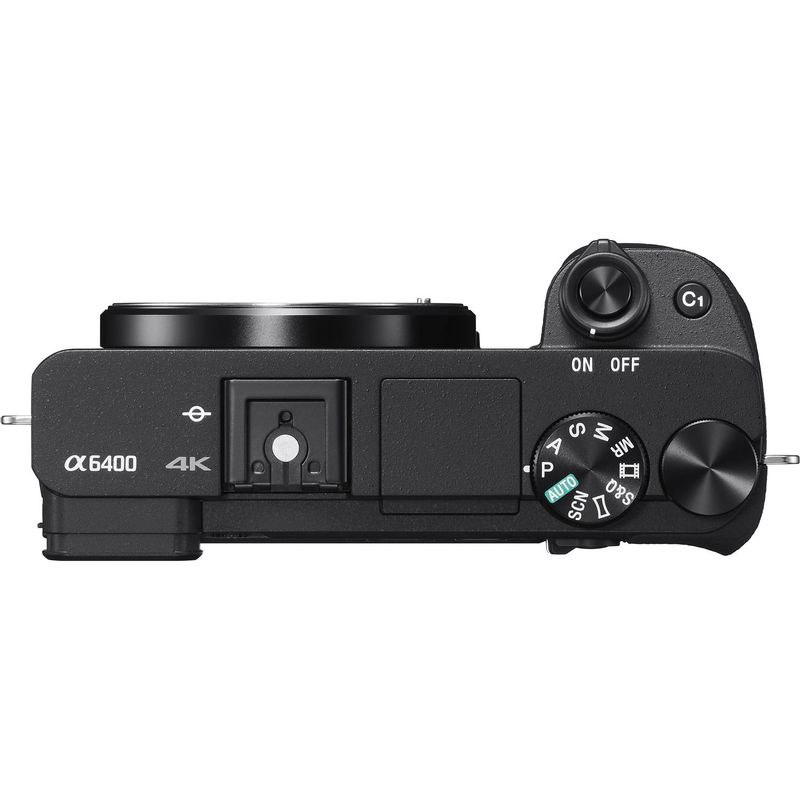Sony-Alpha-A6400-Aparat-Foto-Mirrorless-24.2-MP-4K-Body-Negru