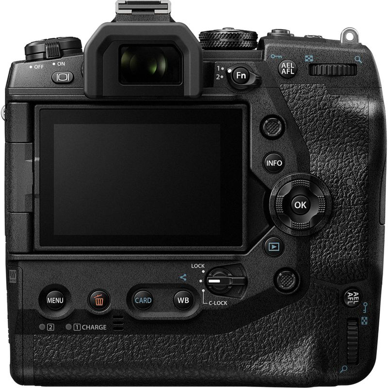 Olympus-OM-D-E-M1X-Aparat-Foto-Mirrorless-20.4-MP-4K-MFT-Body