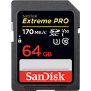 SanDisk Extreme Pro Card de Memorie SDXC UHS-I 64GB V30 633x