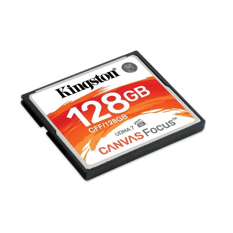 Kingston-Canvas-Focus-128GB-Card-de-Memorie-Compact-Flash