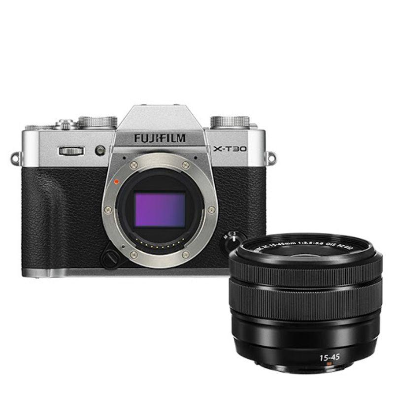 fujixt30-silver-kit
