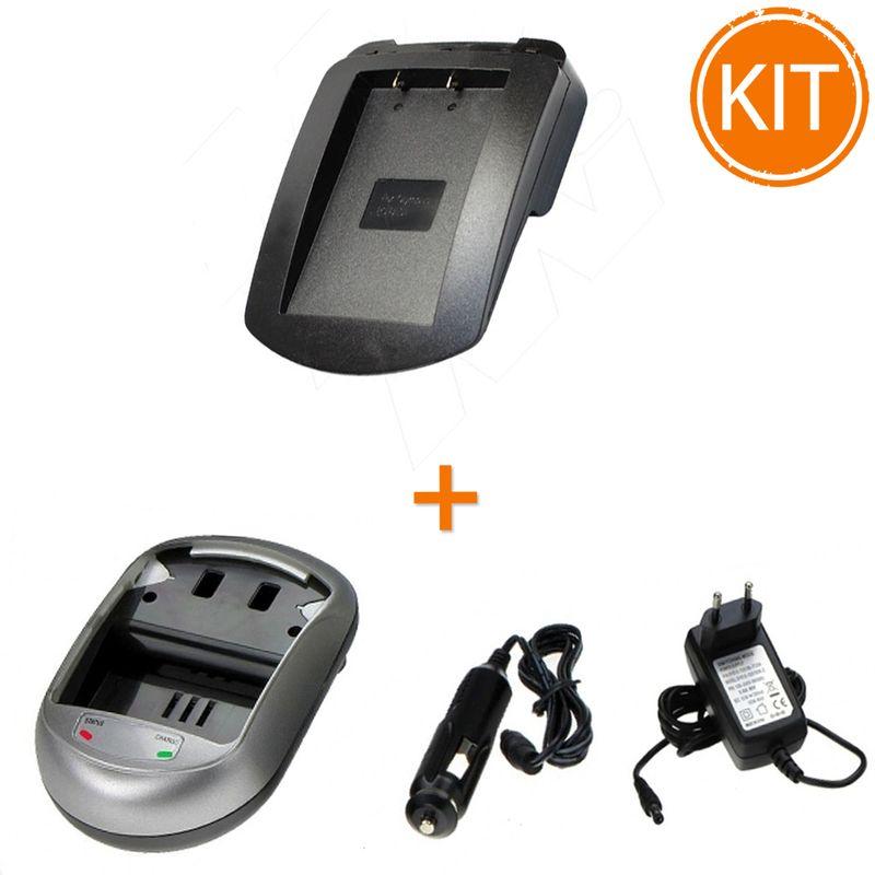 Kit-Incarcator-replace-tip-AV106-pentru-Olympus-PS-BLS1