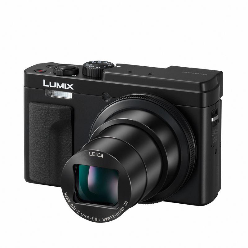 Panasonic-Lumix-DC-TZ95-Aparat-Foto-Compact-20.3-MP-Zoom-30x-Negru
