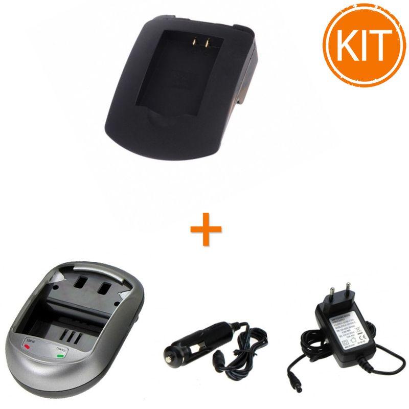 Kit-Incarcator-Power3000-pentru-acumulator-Canon-tip-NB-11L---Bonus-adaptor-auto