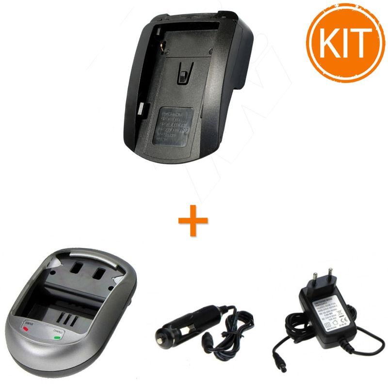 Kit-Incarcator-Power3000-pentru-acumulator-Canon-tip-BP-915BP-925-BP-975---Bonus-adaptor-aut