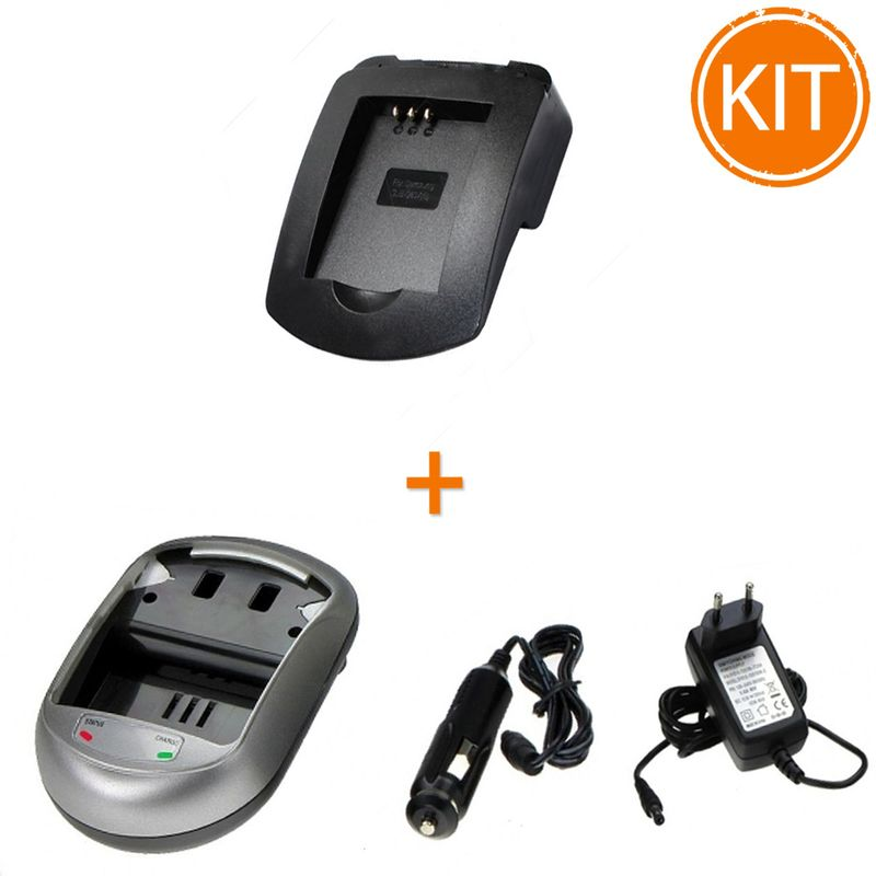 Kit-Incarcator-Power3000-pentru-acumulator-Samsung-tip-SBC-L5---Bonus-adaptor-auto