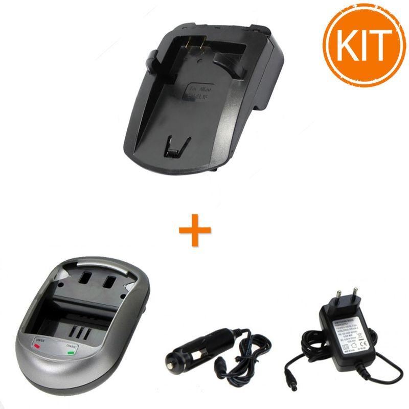 Kit-Incarcator-Power3000-pentru-acumulator-Nikon-tip-EN-EL15---Bonus-adaptor-auto