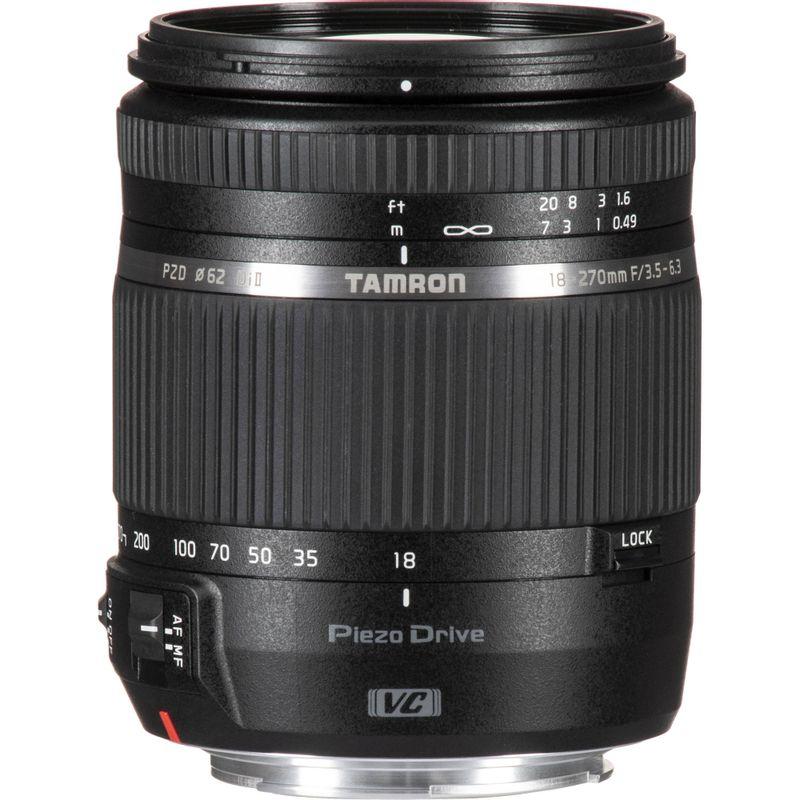 Tamron-18-270mm-Obiectiv-Foto-DSLR-F3.5-6.3-Di-II-Montura-Canon-EF