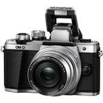 Olympus-OM-D-E-M10-Mark-II-kit-14-42-silver--2-