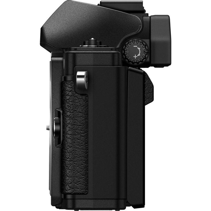 Olympus-OM-D-E-M10-Mark-II-Aparat-Foto-Mirrorless-16MP-kit-Negru--3-