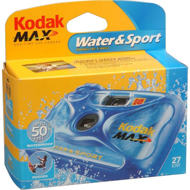 Kodak-Ultra-Sport-Aparat-Foto-pe-Film-de-Unica-Folosinta-Color-35mm-ISO-800-27-Expuneri-Subacvatic