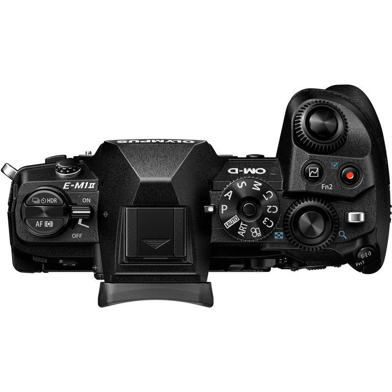 Olympus-OM-D-E-M1-MK-II-Aparat-Foto-Mirrorless-20MP-MFT-4K-Kit-cu-Obiectiv-12-100mm-f4-IS-PRO-Negru---03
