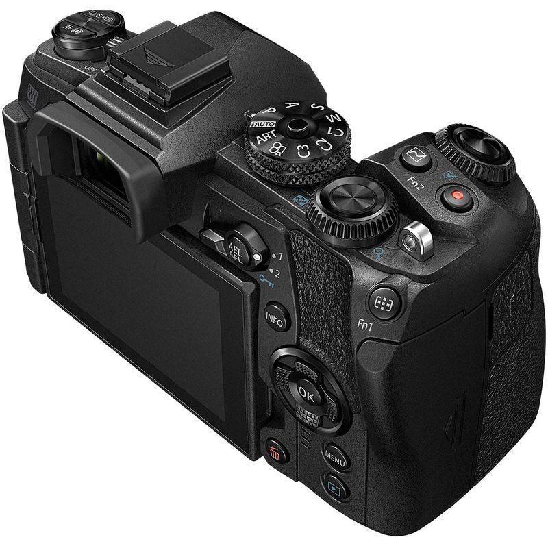 Olympus-OM-D-E-M1-MK-II-Aparat-Foto-Mirrorless-20MP-MFT-4K-Kit-cu-Obiectiv-12-100mm-f4-IS-PRO-Negru---07