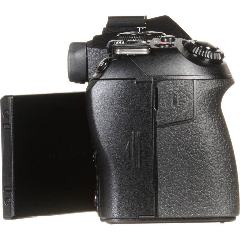 Olympus-OM-D-E-M1-MK-II-Aparat-Foto-Mirrorless-20MP-MFT-4K-Kit-cu-Obiectiv-12-100mm-f4-IS-PRO-Negru---11