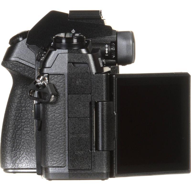 Olympus-OM-D-E-M1-MK-II-Aparat-Foto-Mirrorless-20MP-MFT-4K-Kit-cu-Obiectiv-12-100mm-f4-IS-PRO-Negru---13