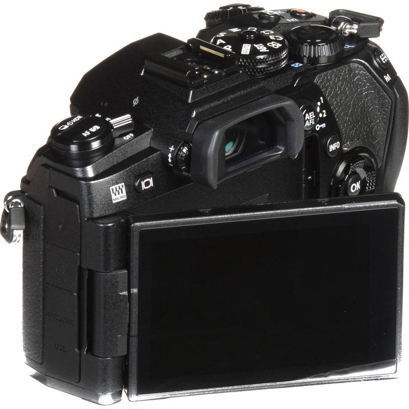 Olympus-OM-D-E-M1-MK-II-Aparat-Foto-Mirrorless-20MP-MFT-4K-Kit-cu-Obiectiv-12-100mm-f4-IS-PRO-Negru---19