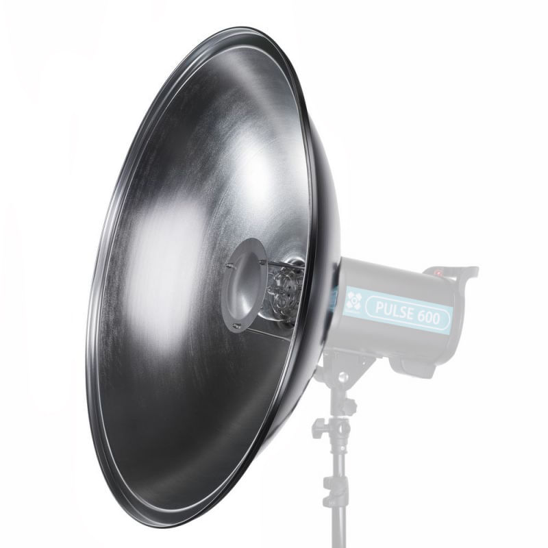 Quadralite-Beauty-Dish-Silver-70-Reflector