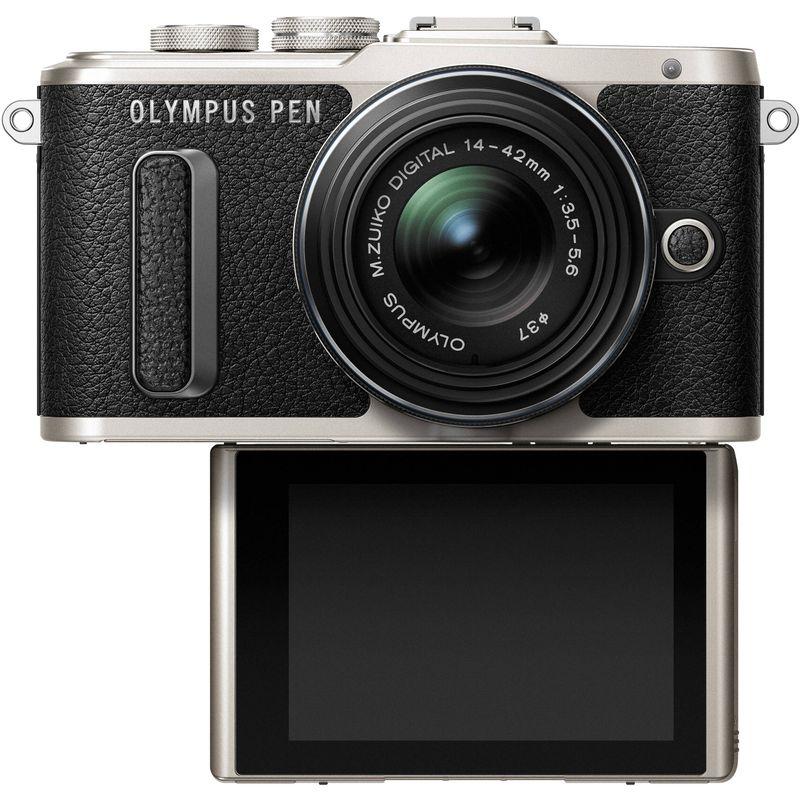 125030097-Olympus-E-PL8-Kit-EZ-M-14-42mm-F3.5-5.6-Negru--1-
