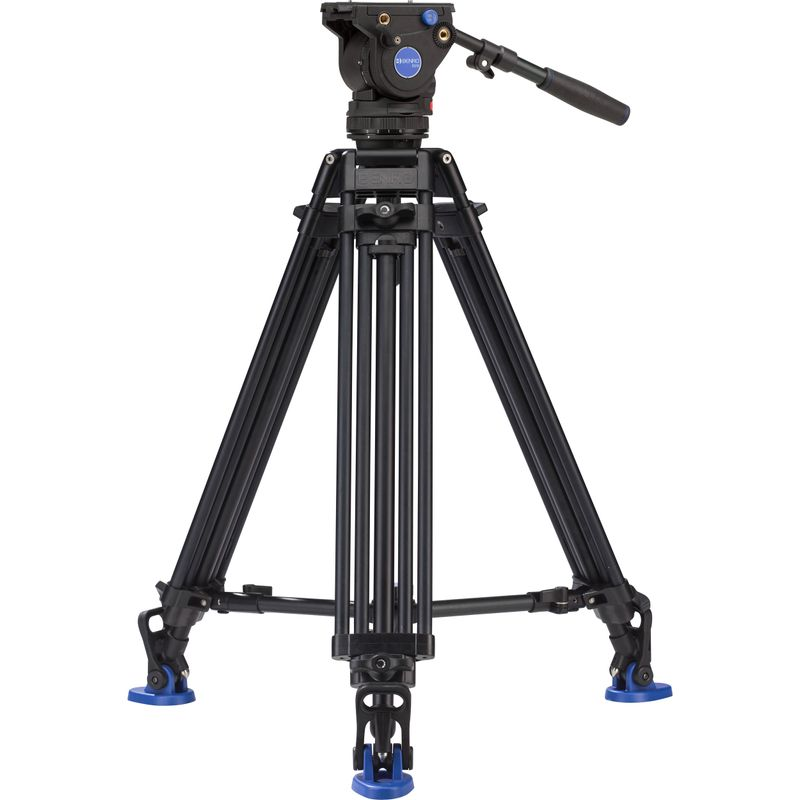 Benro-BV6-Pro-Video-Kit-Trepied-si-Cap-Video.1
