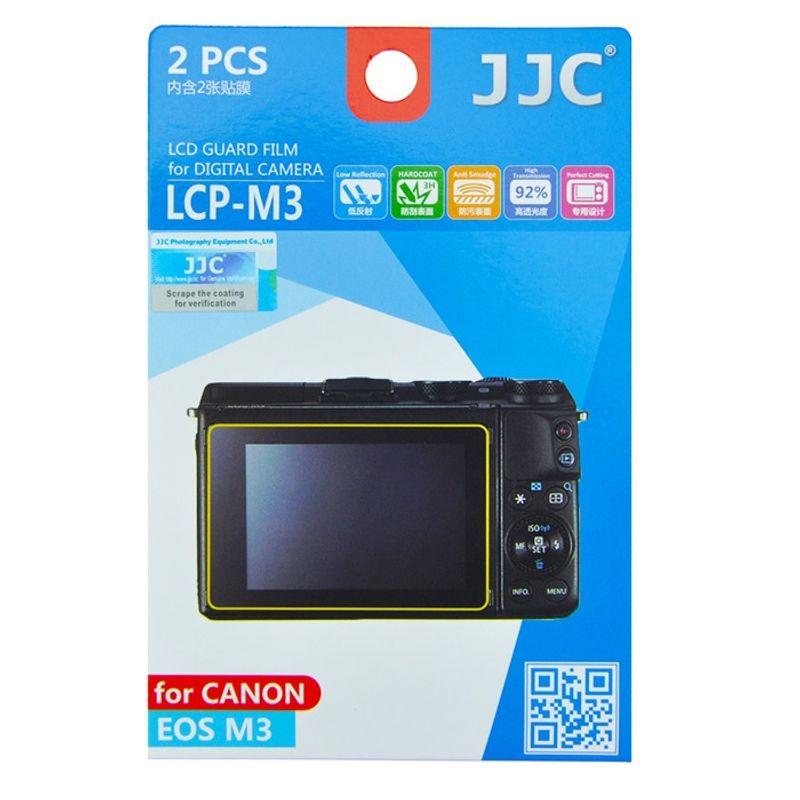 JJC-Folie-Protectie-Ecran-pentru-Canon-EOS-M10M3PowerShot-G1-X-MarkII