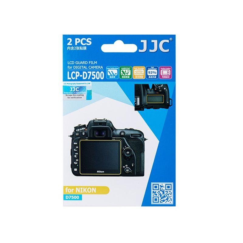 JJC-Folie-Protectie-Ecran-pentru-Nikon-D7500